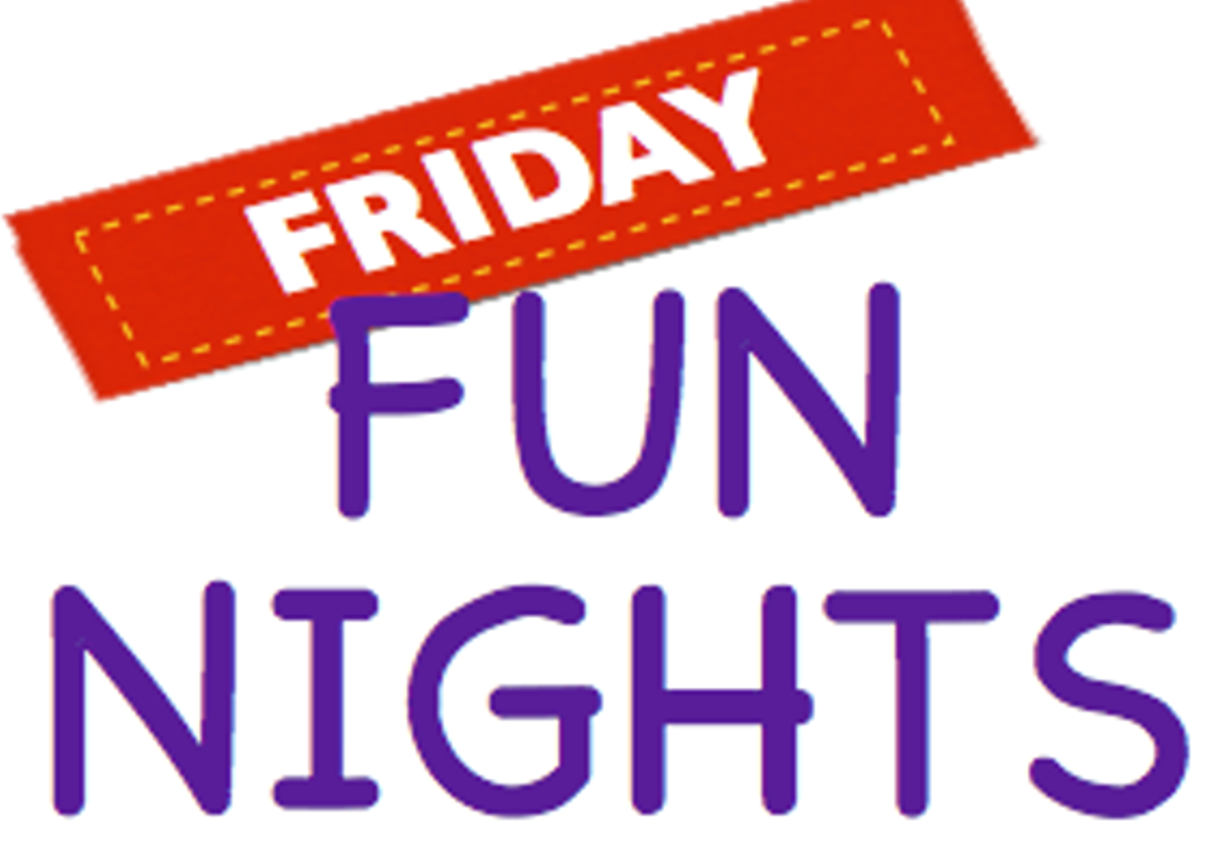 Friday Fun Nights image.