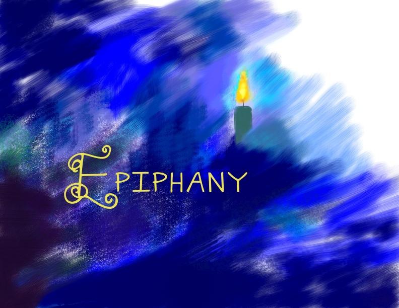 candleEpiphany image.