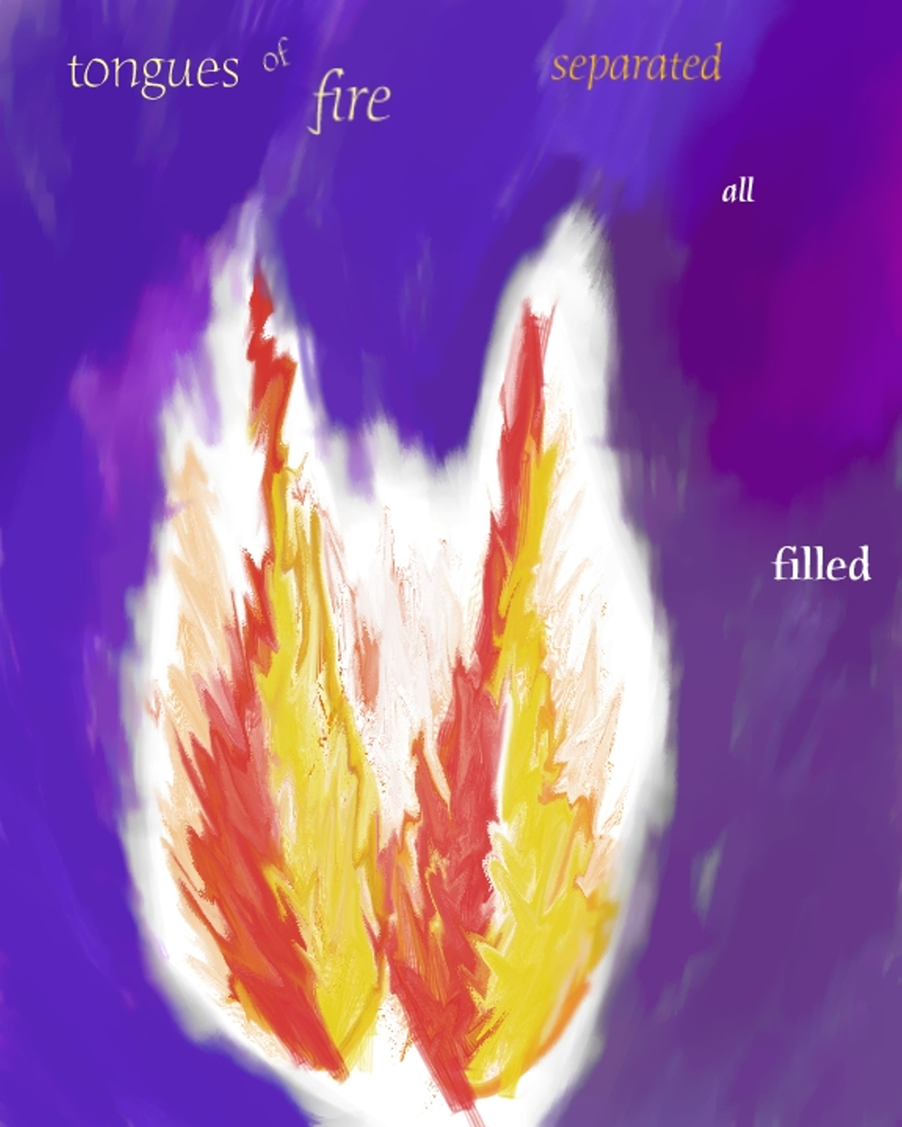 Pentecost, Fire Acts 2 image.