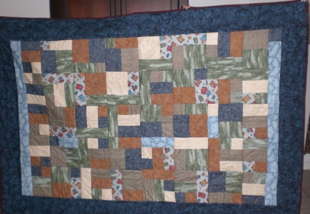 Quilt for BW.