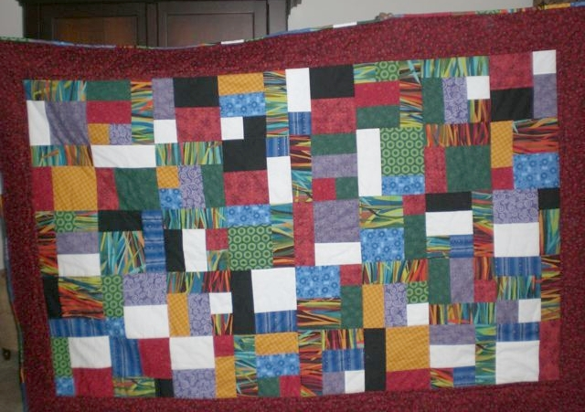 Quilt for SC.