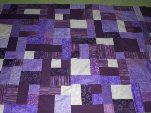 Quilt for SF.